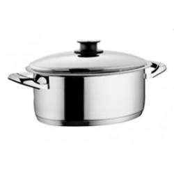 Cocotte  ovale  32cm  cuisson basse température