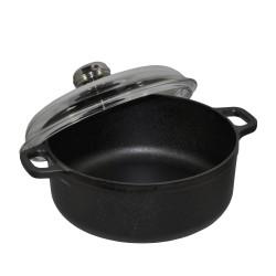 Cocotte en fonte 4 litres