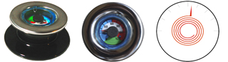 thermometre bilame basse temperature