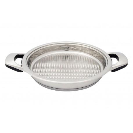 Grill inox 24cm
