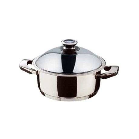 faitout bas dôme 24cm cuisson basse température