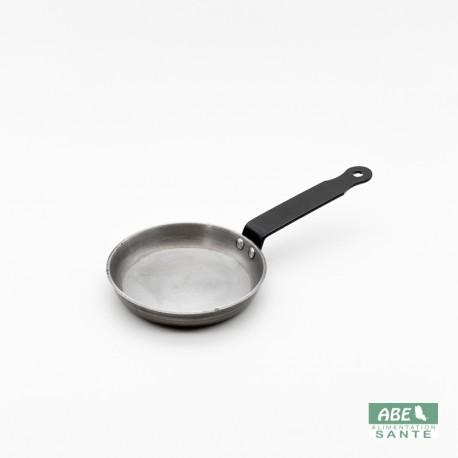 Poêle blinis en fer 12 cm