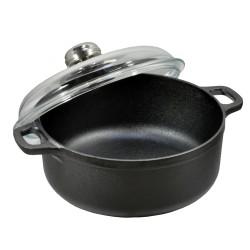 Cocotte en fonte 6 litres